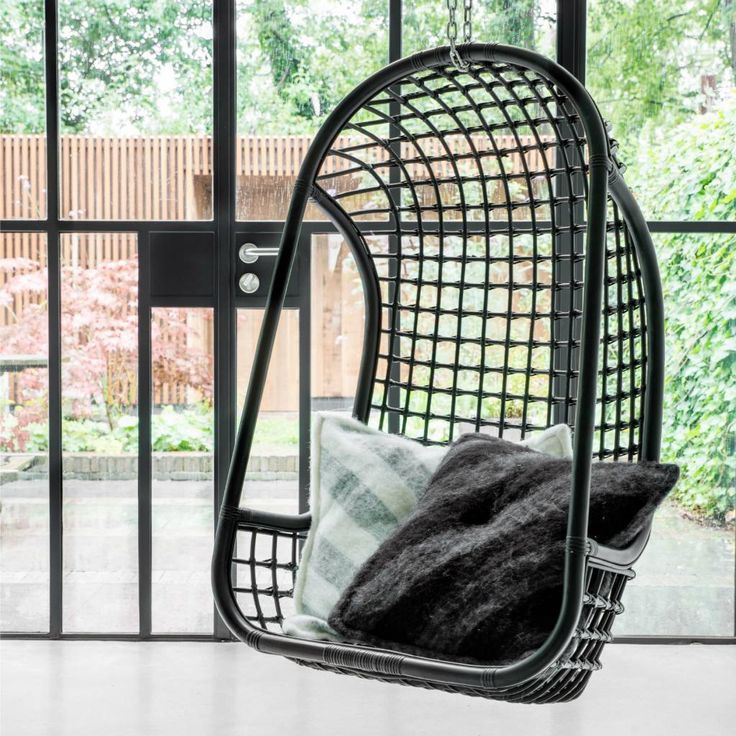 Rattan Hanging Chair • WOO Design