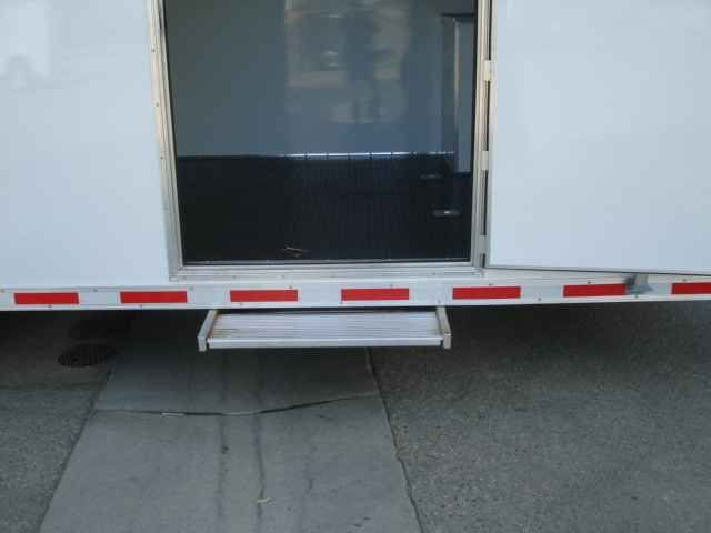 """2016 New Haulmark EG85X24WR3 Toy Hauler in California CA.Recreational Vehicle, rv, 2014 HAULMARK EG85X24WR3, NEED FINANCING? WE OFFER 100% FINANCING NO MONEY DOWN OAC. GIVE US A CALL FOR A APPLICATION TODAY. THIS TRAILER IS LOADED WITH OPTIONS. THIS HAULMARK EDGE TRAILER HAS 48"""" INTERIOR BEAVERTAIL, 16"""" ON CENTER ALL STEEL CROSSMEMBERS, 12"""" EXTRA .040 POWDERCOATED ALUMINUM SIDING, 6"""" EXTENDED TONGUE, GREAT FOR TOWING BEHIND MOTORHOMES, 2000LBS TOPWIND TONGUE JACK W/SAND PAD, SKID PLATES IN…"""