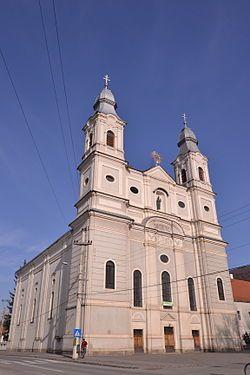 Csiksomlyo pilgrim church