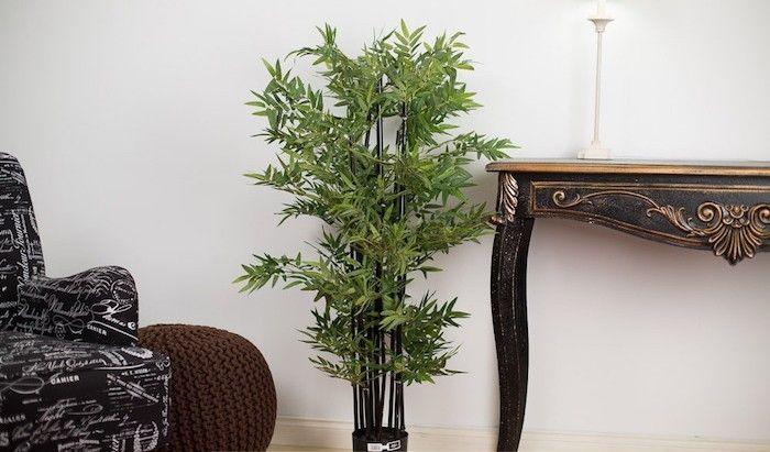 Les 25 meilleures id es de la cat gorie bambou artificiel for Fausse plante bambou
