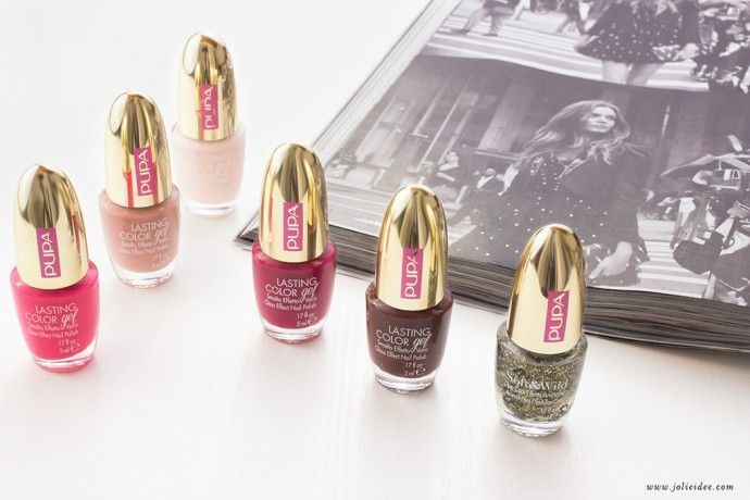 Soft&Wild Pupa - Review, Swatches e Photos #nail #autunno