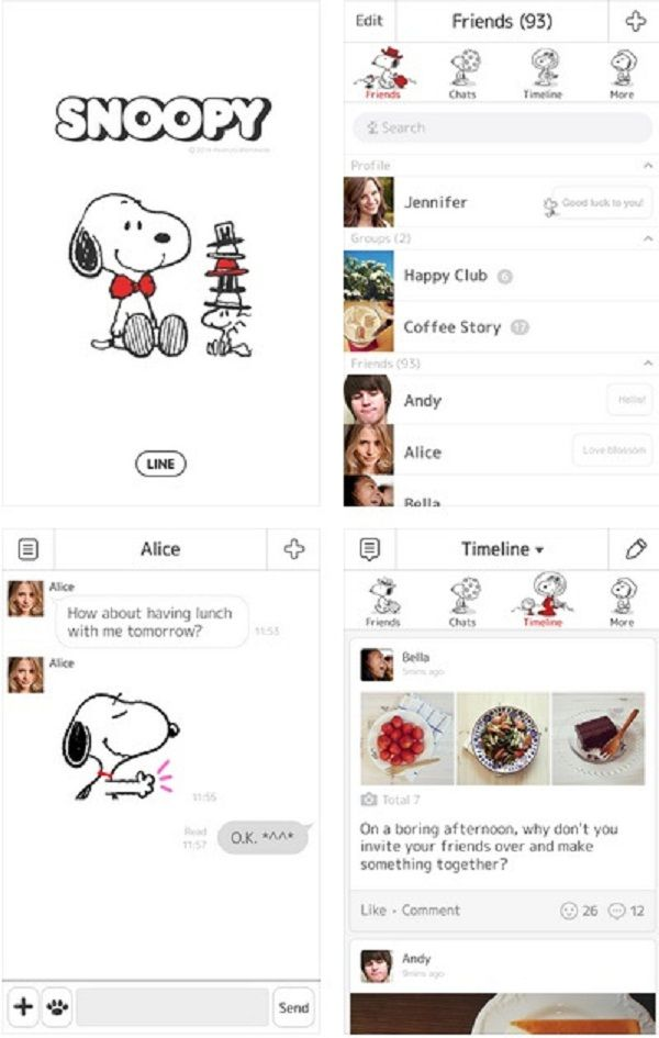 snoopy emoticons download: snoopy emoticons download