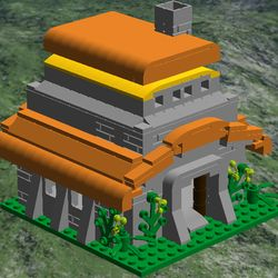 """""""You and your army"""" are now in Lego! Everyone loves Clash of Clans and its addictive game play... Well, now here it is for YOU in Lego form! To make this such a special set, it couldn't be anything but the most important building in the game: the Town Hall... This is a detailed and hefty build of a Clash of Clans Town Hall! Everyone knows you can't play Clash without a Town Hall! That is what makes this set so special! This new, creative, and massive build will not disappoint you with the…"""