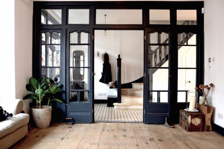 """Today's selection of beautiful rooms is definitely giving me house envy. But, at the same time, they are good for inspiration. Not that I need any incentive to change my house. I would say we are in a perpetual state of """"nearly there"""" and I can't decide if that's because that's probably true for everyon,e…"""