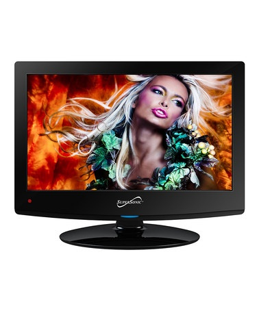 Take a look at this 15'' Widescreen LED High-Definition Television by Supersonic on #zulily today!