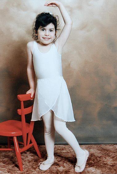 Amy Winehouse de pequeña. Descanse en paz.