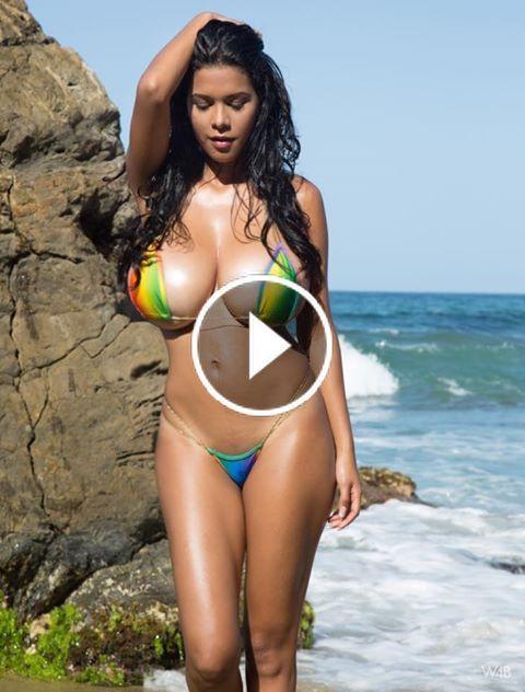 Teen Dessous und Bikini-Models und nackte Schönheiten — bild 5