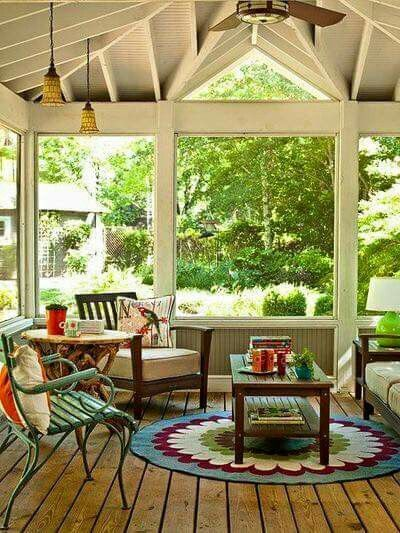 199 Best Porch Pinspiration Images On Pinterest | Architecture, Backyard  Ideas And Enclosed Porches