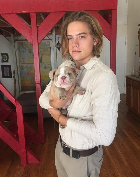 Dylan Sprouse & pal - Summer 2016