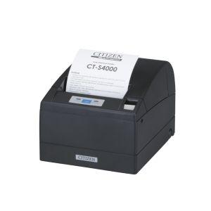 Citizen CT-S 4000 este o imprimanta termica POS  ce ofera o viteza mare de imprimare ce ajunge pana la 150 mm/sec. Un alt  avantaj al acestei imprimante este posibilitatea de a functiona cu 3  tipuri role de hartie termica de dimensiuni distincte, ce variaza ca latime de la 80, 82.5 pana 112 mm. Imprimanta este disponibila pentru comanda online pe www.datecs.ro