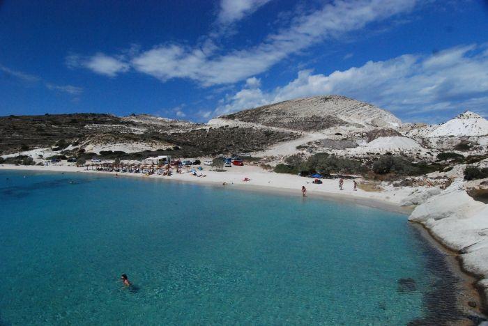 What a stunning beach!