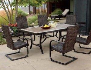 Dimension Industries отзывает около около 6700 наборов плетенных стульев для патио Fairview из-за опасности падения.