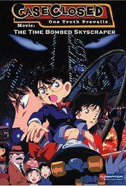 Detektiv Conan Poster