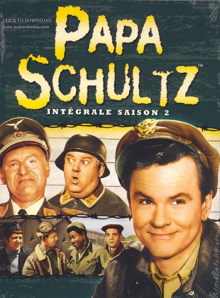 papa schultz | Papa Schultz (Série TV)