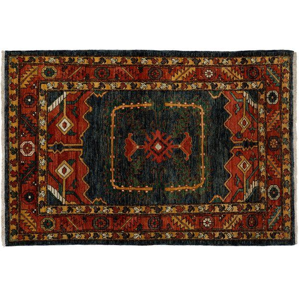 The tradition of hand-knotting rugs has been passed from generation to generation. Because each knot is made by hand, this type of rug is truly one-of-a-kind and can take months to complete. Renowned for its timelessness, this traditional-style rug typically has uniform patterns, floral motifs, and elaborate medallions. Due to high knot-per-square-inch counts, this traditional hand-knotted rug is extremely durable and will last for years. This rug is most commonly made of wool, known for its…