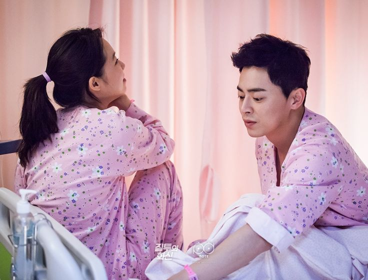 Kong Hyo Jin and Jo Jung Suk, Incarnation of Jealousy bts. © SBS PD note