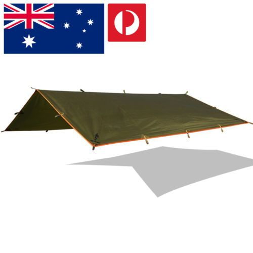 Waterproof C&ing Tarp for shelter survival backpacking c&ing tent footprint in Sporting Goods C&ing Hiking Tents u0026 Canopies  sc 1 st  Pinterest & Best 25+ Tent footprint ideas on Pinterest | Backpacking food ...