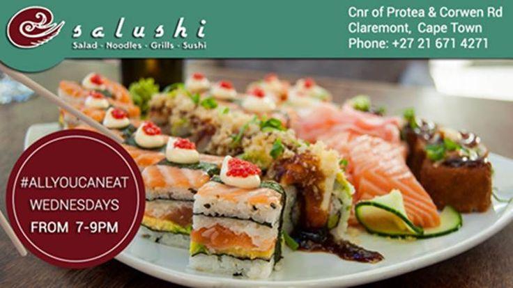 All+you+can+eat+Sushi+at+Salushi