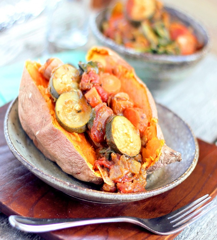 This is my #1 favorite way to eat sweet potatoes!
