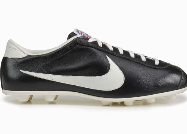 The Nike - first shoe to ever carry the Swoosh, a 1971 boot called 'The Nike'.
