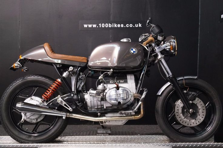 BMW R 80 CAFE RACER, FLAT TRACKER, BOBBER in Cars, Motorcycles & Vehicles, Motorcycles & Scooters, BMW | eBay