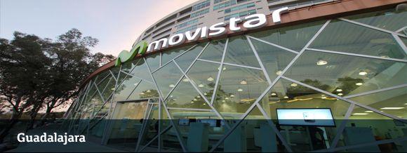 Usuarios Movistar ya cuentan con 20 Centros de Atención en la zona metropolitana de Guadalajara.