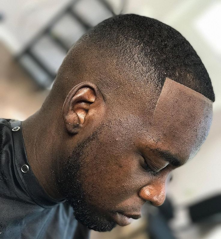 Bald Fade Haircut for black men 2018