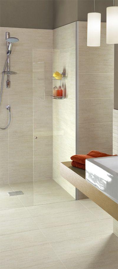 Happy Floors Tile happy floors angkor happy floors asia Happy Floors Bambu Avario 12x24 Installed In Walk In Shower