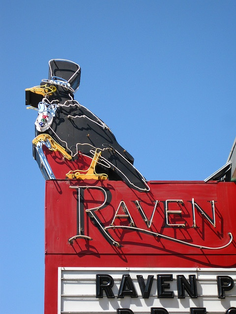 Raven Theater, Healdsburg, CA. Miss this place, so many memories