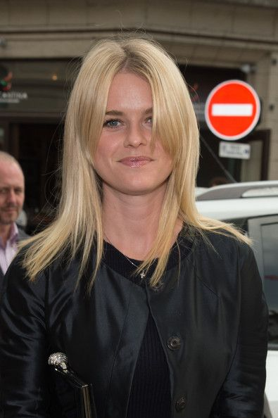 Alice Eve - Arrivals at the Dinard British Film Festival