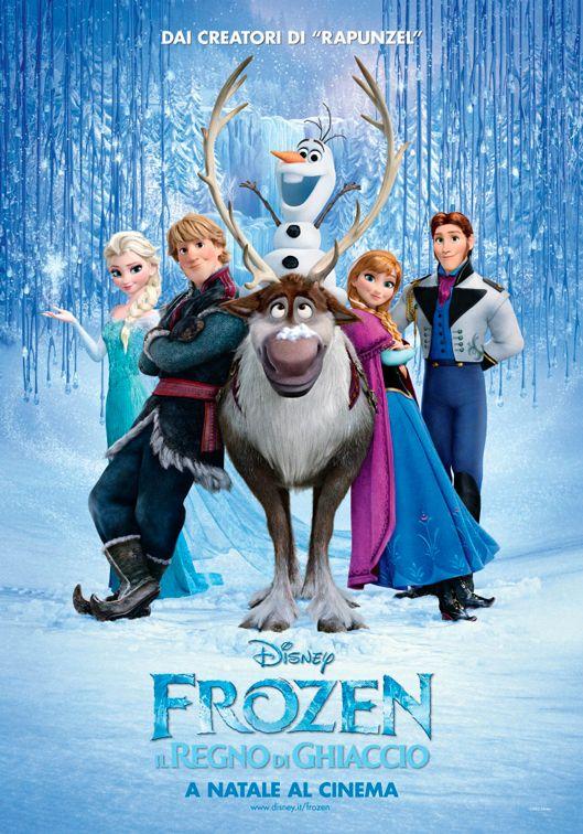 Frozen (Frozen - Il regno di ghiaccio) - Disney (2013)