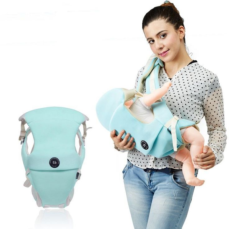 Bebear Ergonomic Baby Carrier 360 Backpack Baby Wrap Kangaroo Sling Toddler Carrier For Newborn Carrying Child Slings For Babies
