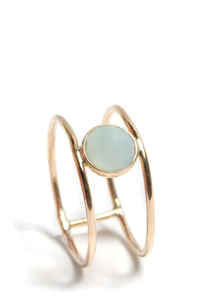 opal ring - ariel gordon 14k gold