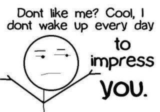 Don't like me?: Analog Clocks, Quotes, Sotrue, Wake Up, Truths, Funny Stuff, So True, Don'T Like Me, True Stories