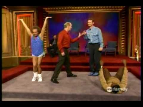 THIS is the funniest six and a half minutes on the internet. Drew Carey laughed so hard he cried. Just watch it.