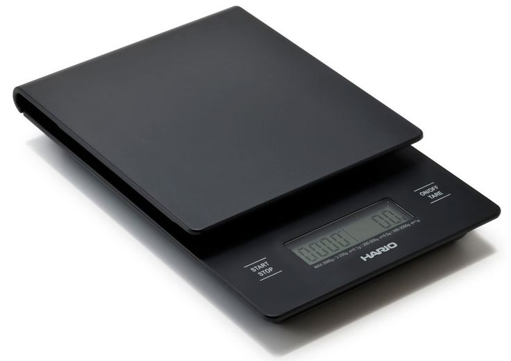 Hario V60 Drip Scales,ζυγαριά ακριβείας για ακριβείς εκχυλίσεις.