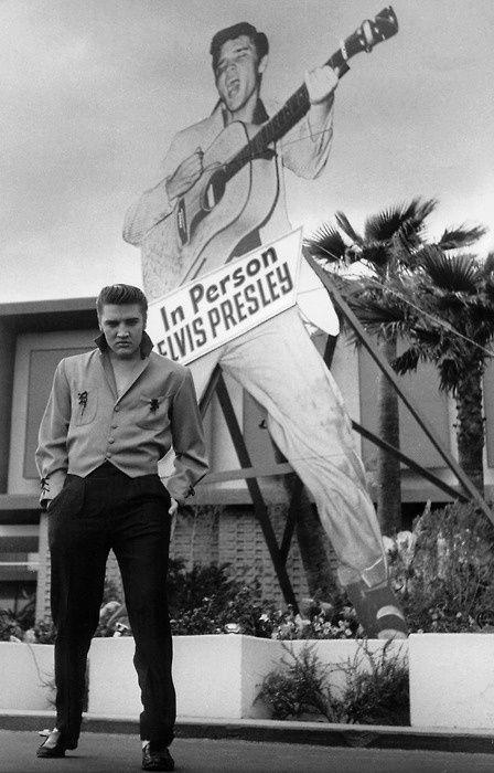 In person: Elvis Presley #elvis #vintage