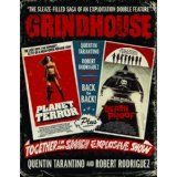 Grindhouse: The Sleaze-filled Saga of an Exploitation Double Feature (Hardcover)By Quentin Tarantino
