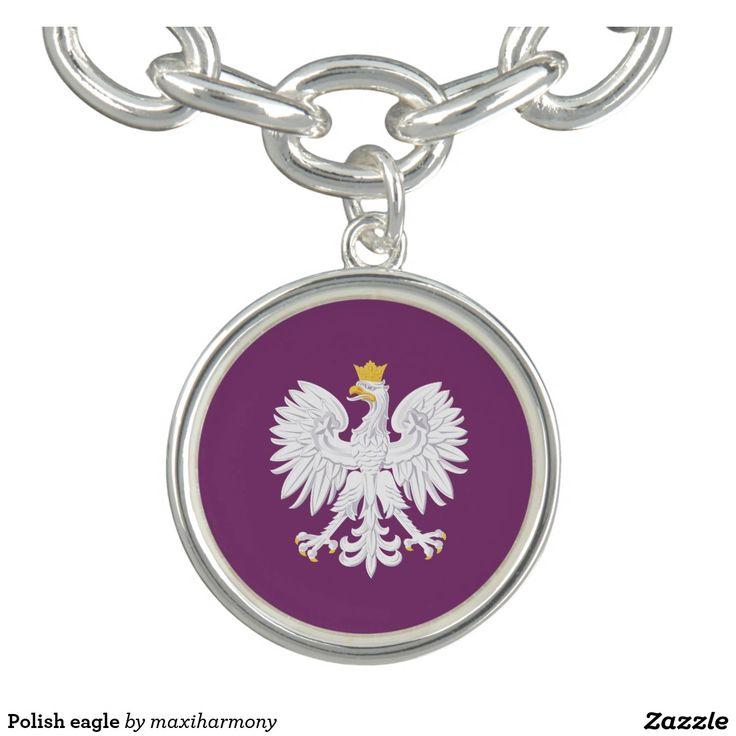 Polish eagle bracelet