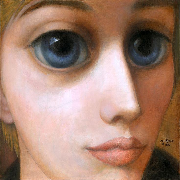 930 best Margaret Keane Big Eye art images on Pinterest