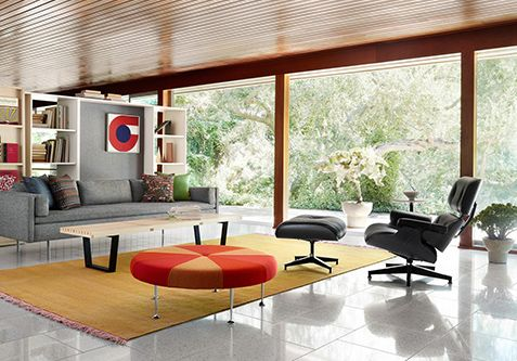 142 best Eames Lounge Chair & Ottoman images on Pinterest | Eames ...