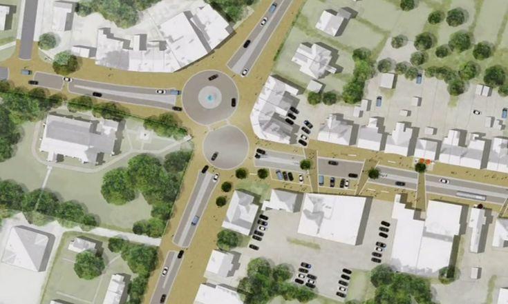 A cidade que removeu calçadas e semáforos pra melhorar o trânsito