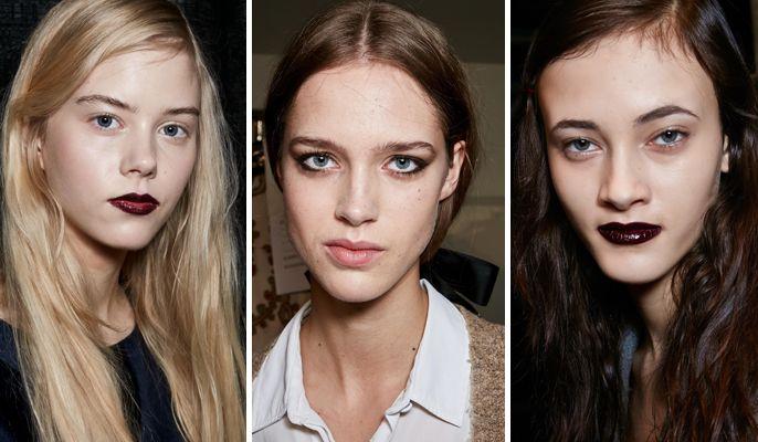 Rossetti scuri o labbra nude, sono questi i trend make-up destinati ad accendere l'autunno inverno 2016-2017. Scopri tutti i rossetti e i colori più di tendenza del 2017 per sfoggiare un trucco labbra al top!