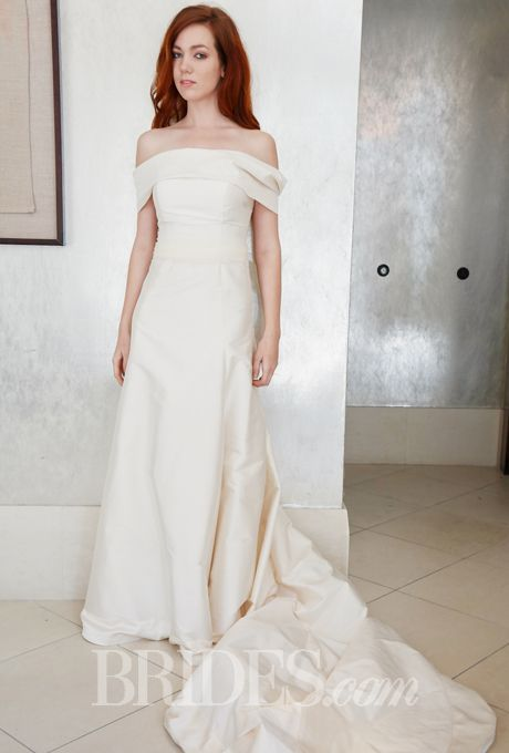 Brides: Kelima K - Spring 2015. Wedding dress by Kelima K
