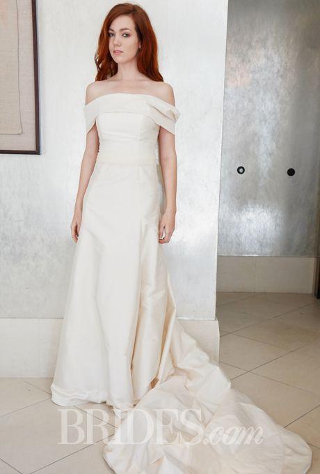 Brides.com: . Wedding dress by Kelima K