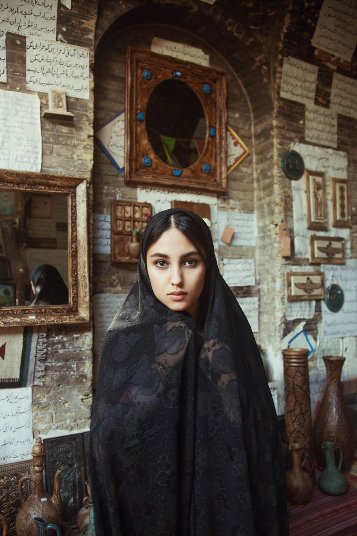 عَبدالرّحمَنْ - theatlasofbeauty:   Ramina in Shiraz, Iran