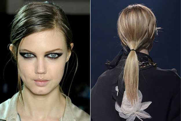 Seriously Low Ponytails | 14 Fall 2015 Hair Trends To Watch Out For by Makeup Tutorials at http://makeuptutorials.com/fall-2015-hair-trends/