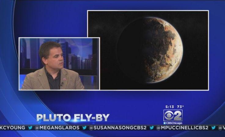 New Horizons At Long Last Reaches Pluto