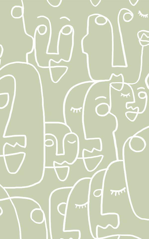 macywillcutt in 2020 mural wallpaper