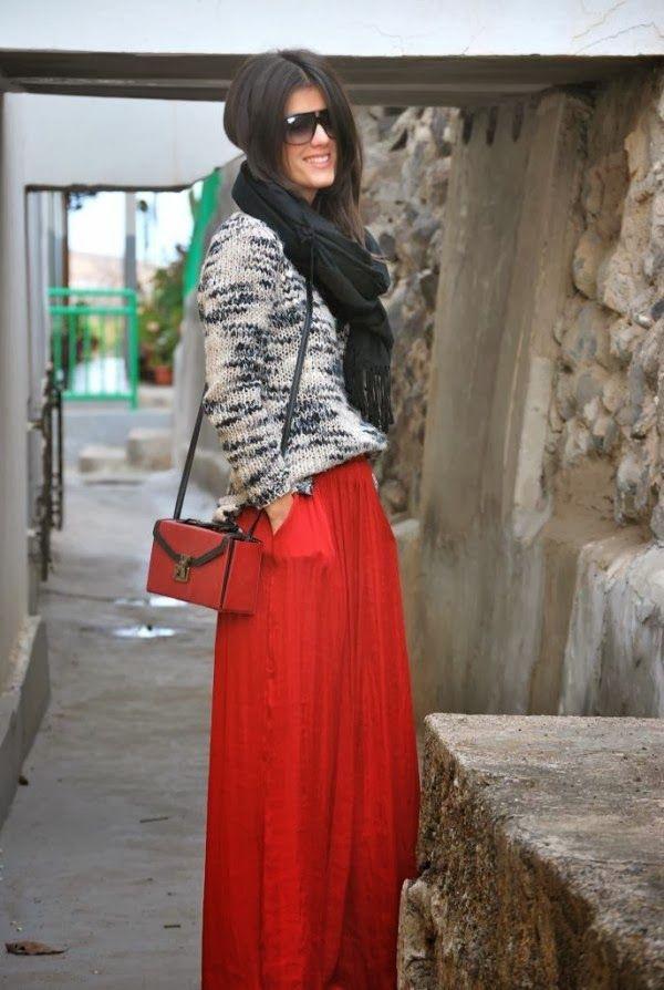 Increíbles faldas de temporada